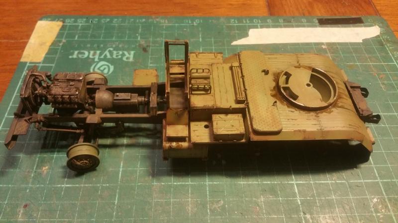 BM-21 GRAD 1/35 TRUMPETER 62261920161108195010