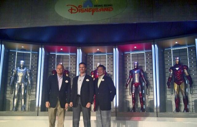 [Hong Kong Disneyland] Iron Man Experience (11 janvier 2017) 622777inside