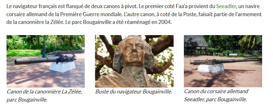 [Papeete] PAPEETE HIER ET AUJOURD'HUI - Page 6 623036Canons