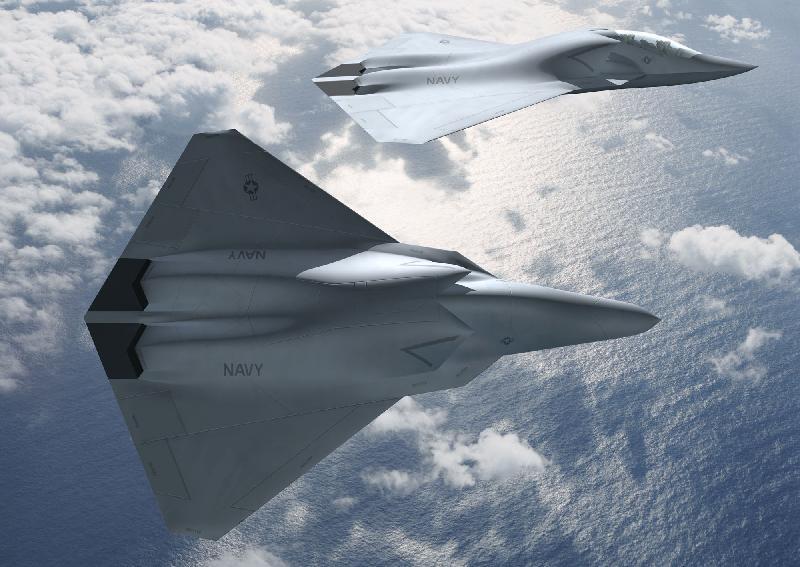 BOEING F/A-18E et F SUPER HORNET  623947NextGenerationAirDominanceNGAD