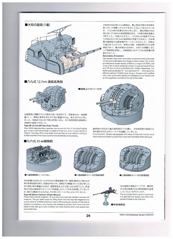 Yamato 1/700 fuji, PE,Pont en bois et babioles - Page 5 626575001