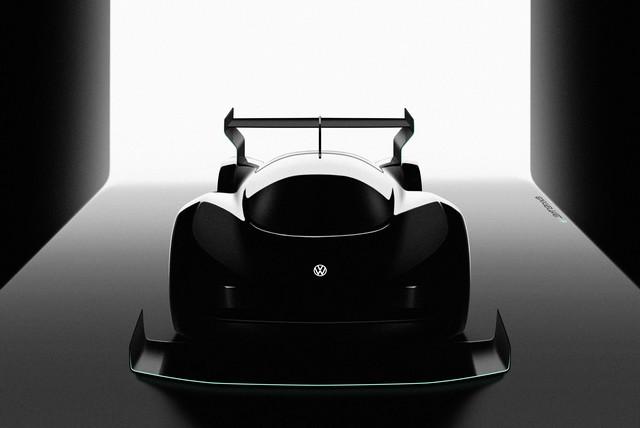 Volkswagen développe une voiture de course électrique pour la course de côte la plus célèbre au monde 626724DB2017AU01509largejpg