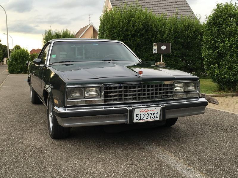 Nouveau jouet, j'ai nommé le Chevrolet El Camino 84'  6267312