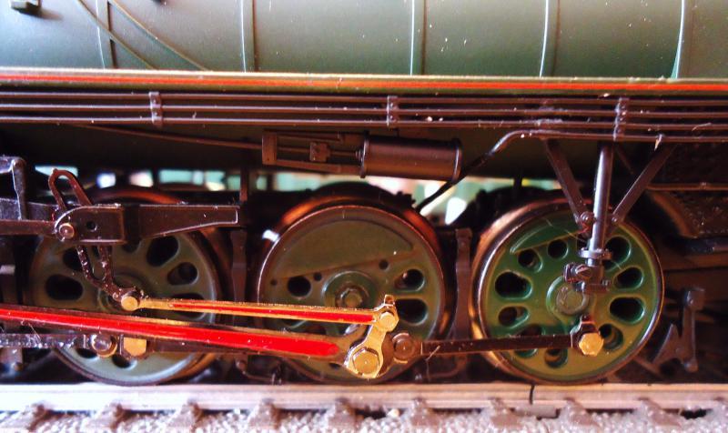 Loco vapeur 141 Jouef 3 rails AC d'origine 627714DSC02370
