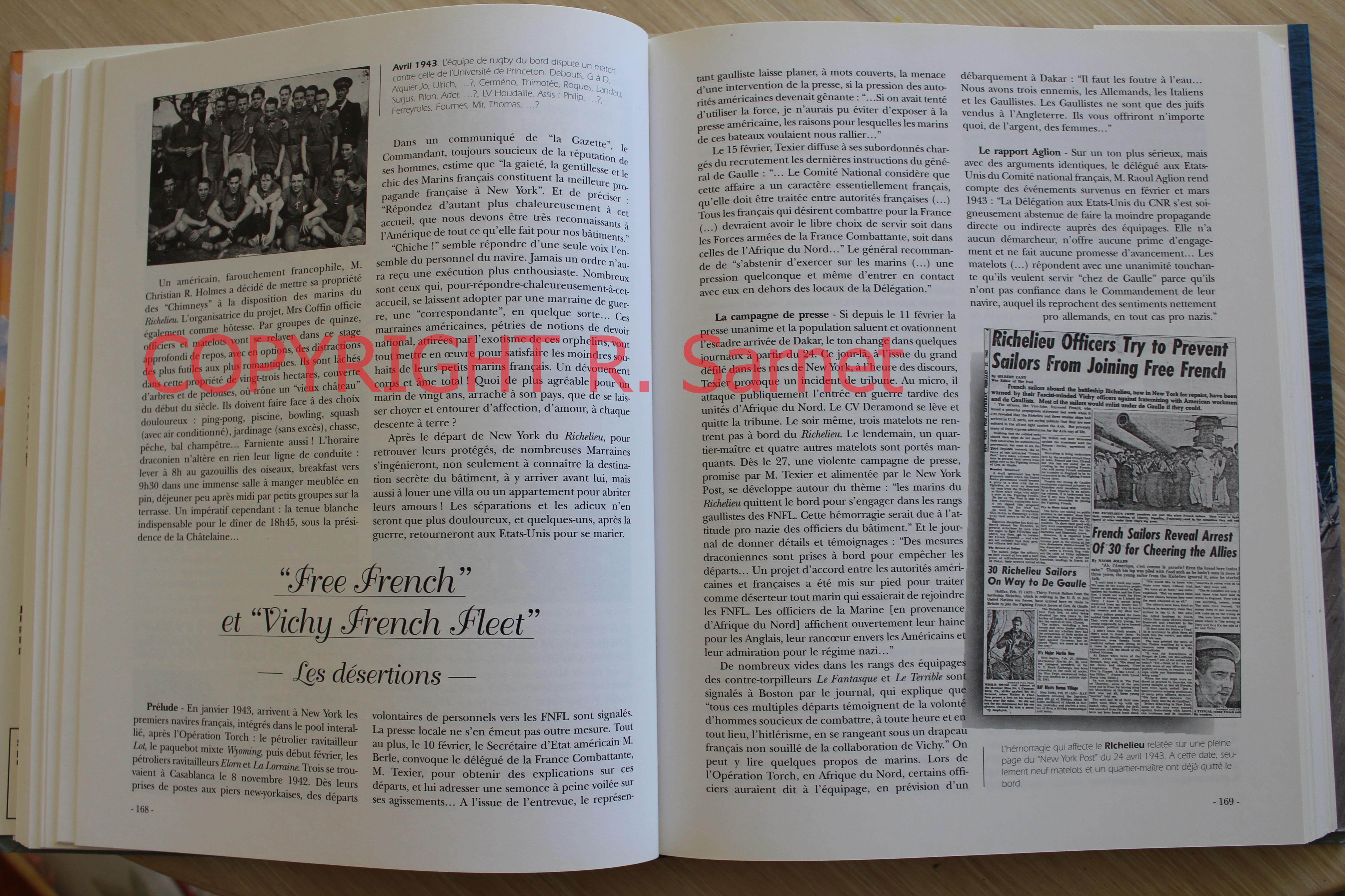 Cuirassé Richelieu 1/100 Vrsion 1943 sur plans Polonais et Sarnet + Dumas - Page 2 628121IMG0895