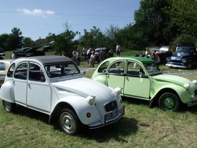 23e rassemblement de véhicules anciens et d'exception de Verna (38) - 2013 - Page 8 628144124