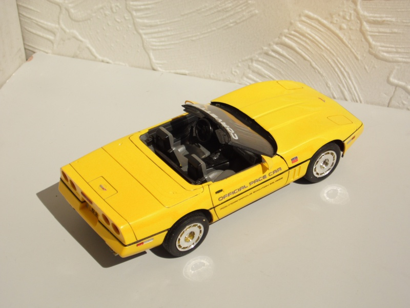 Chevrolet Corvette's C4. 629983SAM4988