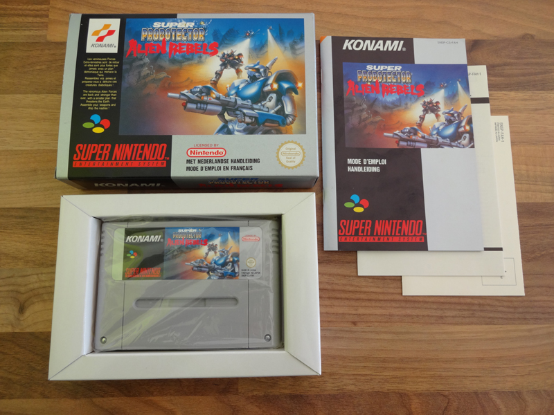 Prupru's Collection ! 100% Super Nintendo et 200% Super Comboy !! - Page 20 630978SuperProbotectorAlienRebelsFAH
