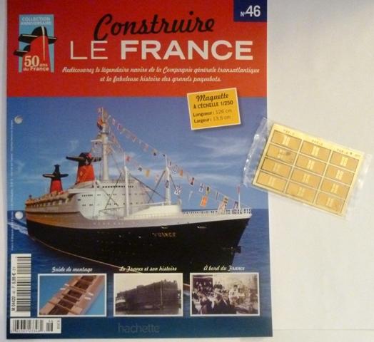 Le france  au 1/250è - hachette-Amati - Page 8 632032Fasc046r