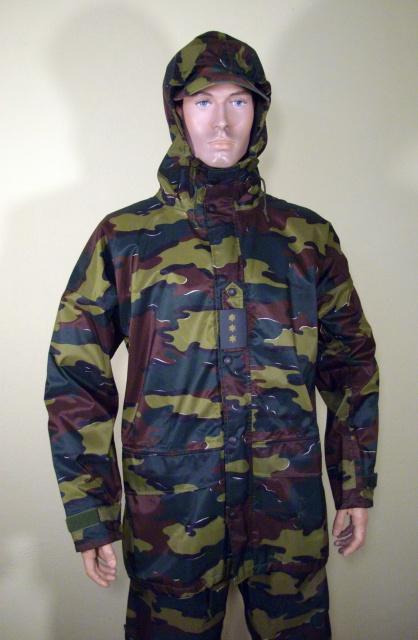 Gore-tex jacket & pant Jigsaw camo 633448pp4