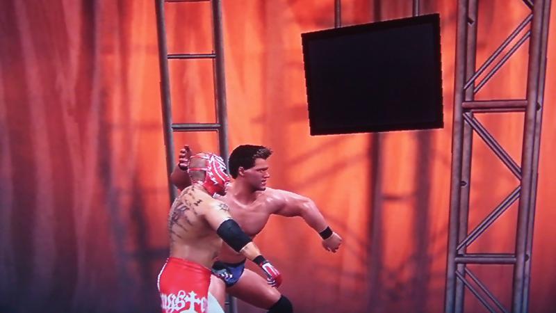 Défi Smackdown vs Raw #4 633852SAM0362