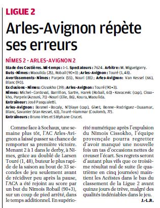 AC ARLES AVIGNON /// CLUB ET STADE  - Page 5 634920689A