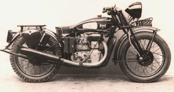 Terrot 500 Type R(France) 635452500RDTT