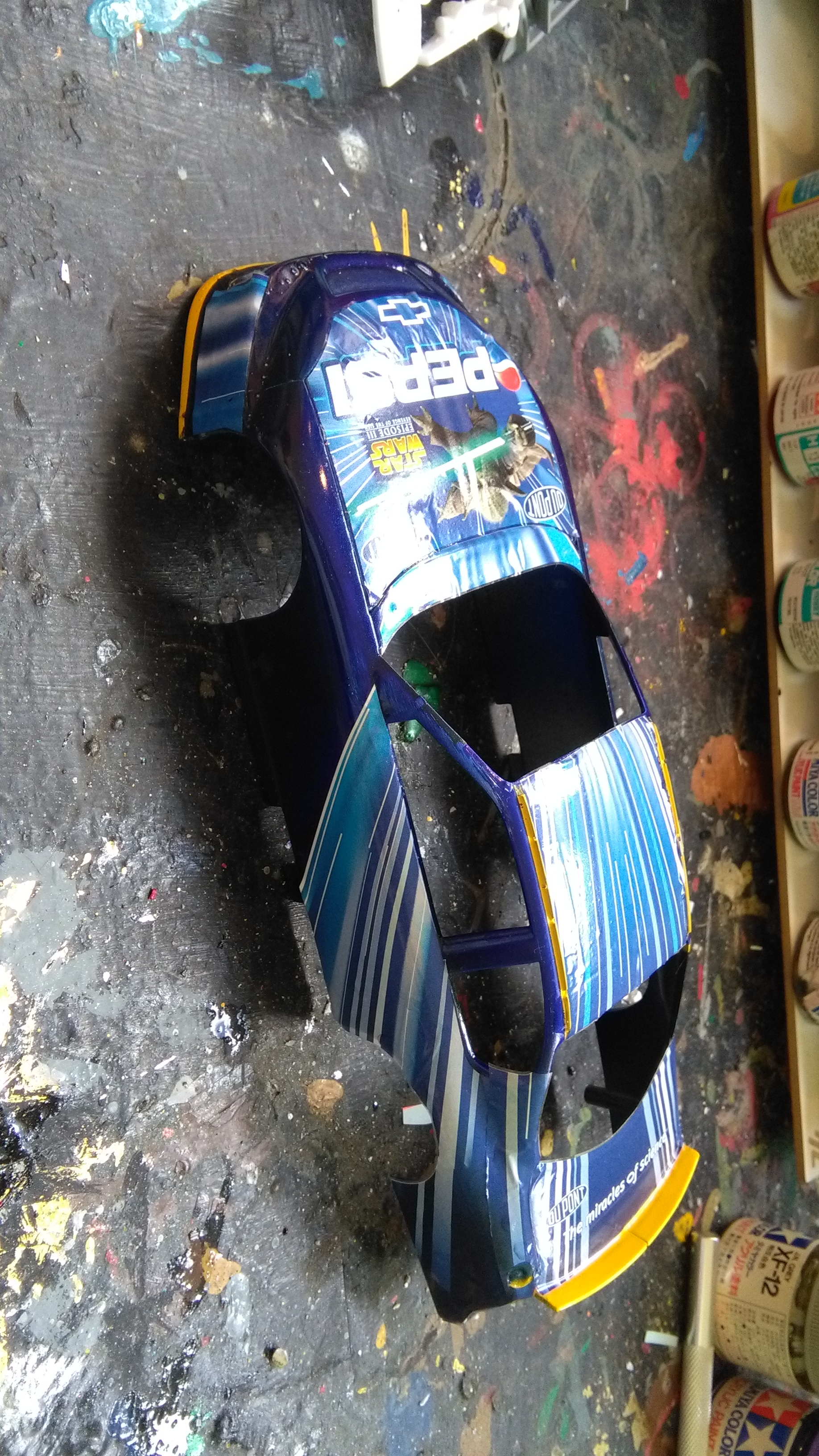 Chevy Monte-Carlo 2005 #24 Jeff Gordon Pepsi/Star Wars  635453IMG20170428164554