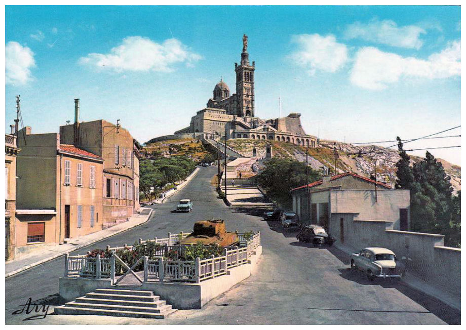 "Cartes Postales Anciennes ""Marseille""  635991338001"