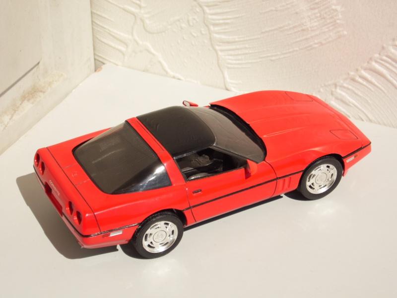Chevrolet Corvette's C4. 637038SAM5000
