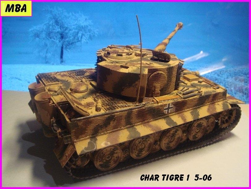 TIGRE 1 (Panzerkampfwagen VI Tiger Ausführung E - Sonderkraftfahrzeug 181) 637367Tigre506