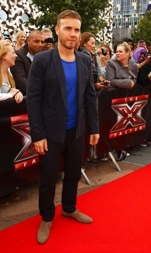 Gary à l'audition de X Factor - Londres O2 Arena 07-07-2011 6394961