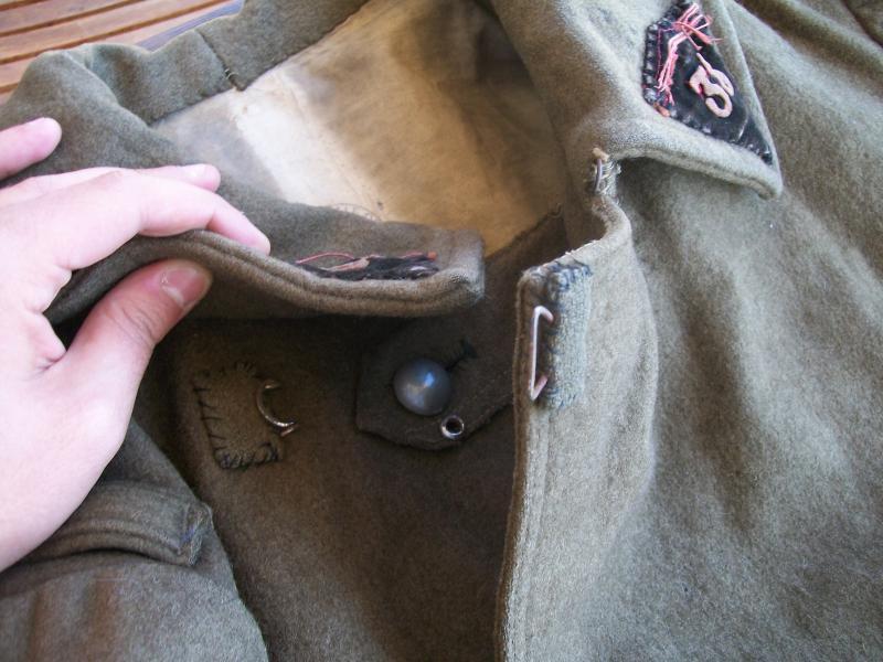 Le matériel et l'uniforme des prisonniers de guerre 6401151002141