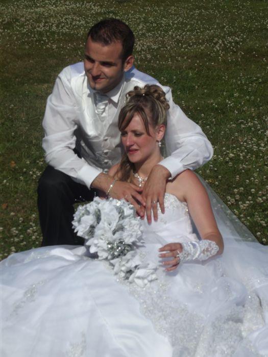 mariage de mon filleul benjamin avec cindy  6405007067