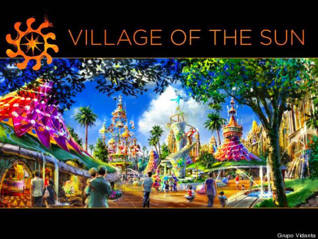 (Mexique) Cirque du Soleil Theme Park & Resort (2018) 641760cds3