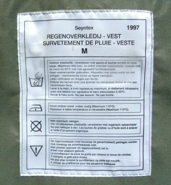 Gore-tex jacket & pant Jigsaw camo 642107pp2