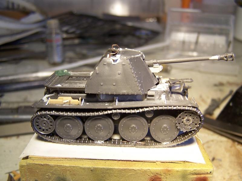 (Esci) Marder 3 panzerjager 6421771005450