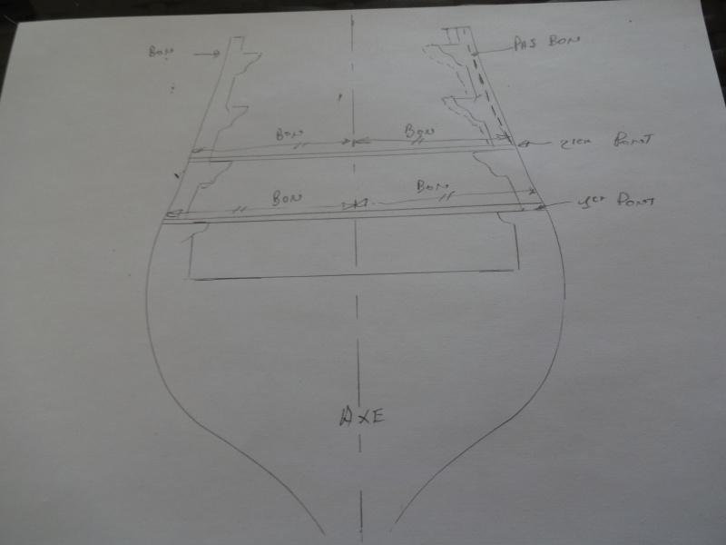 HMS Victory Kit Del prado, Echelle 1/100 - Page 2 642568dessin
