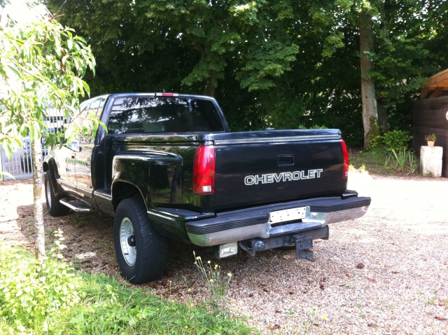 Chevrolet pick up silverado 1995 5 places diesel                   4900€ - Page 2 643069IMG1269