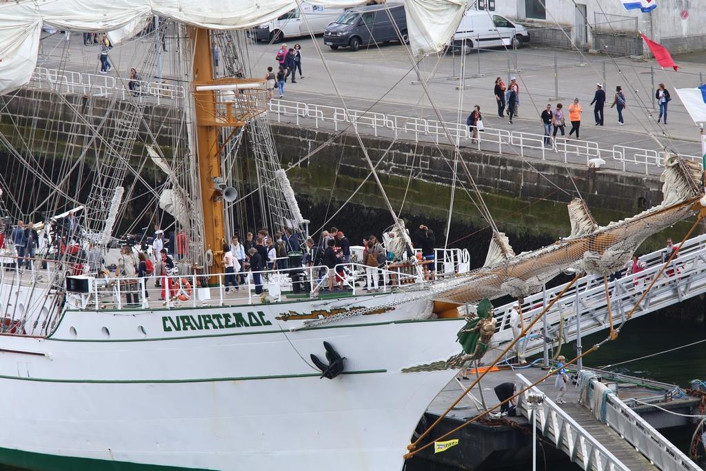 A l'occasion des Fêtes maritimes de Brest 2016 643103IMG561913072016161924