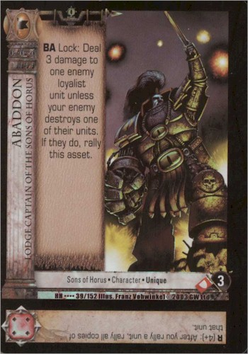 [JdC] Horus Heresy The card game 643402TCG3