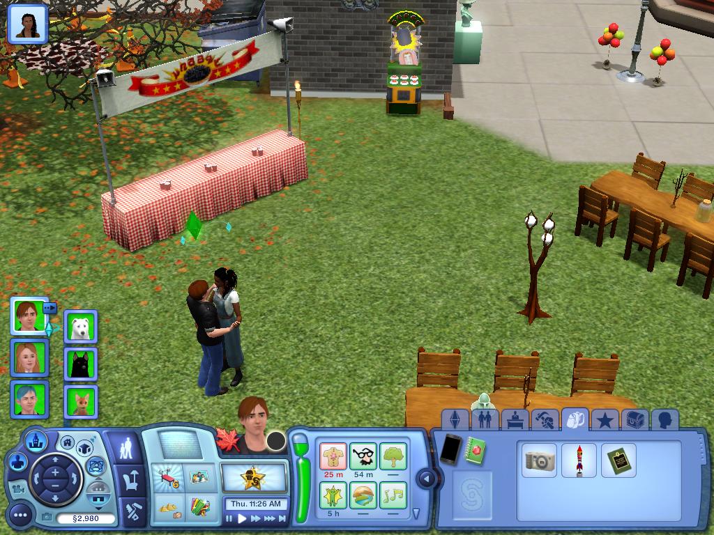 Les Sims ... Avec Kimy ! 644108quecestromantique
