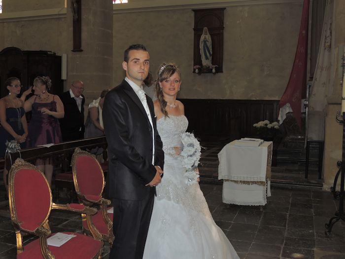 mariage de mon filleul benjamin avec cindy  6446337961