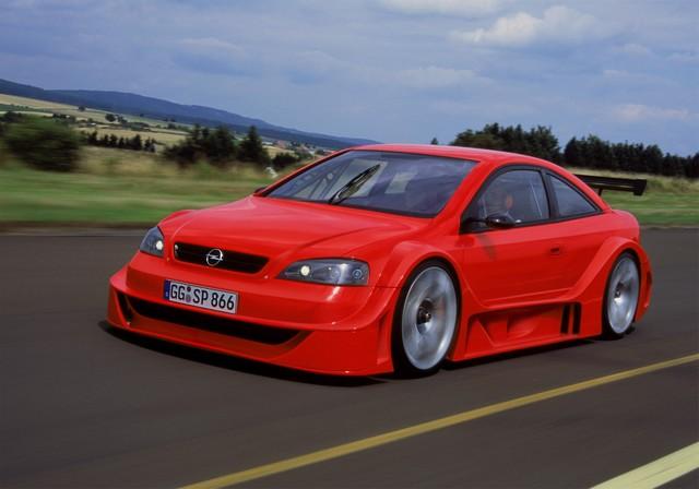 AVD Oldtimer Grand Prix : Opel célèbre sa victoire au championnat ITC de 1996 avec une Calibra V6 645298OpelAstraOPCXTreme64806