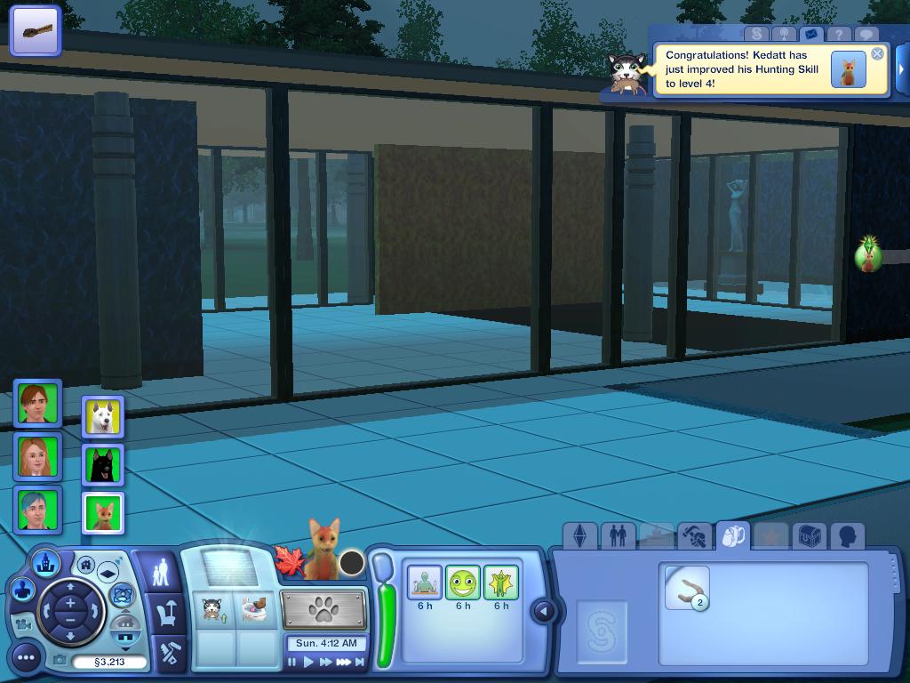 Les Sims ... Avec Kimy ! 645357Linterieur