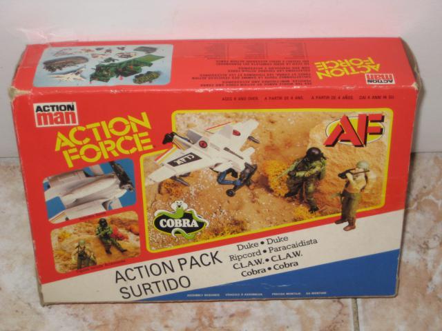 Action force sous emballage et cardés 6456331982ActionForceUKExclusiveRAREGIJOE4