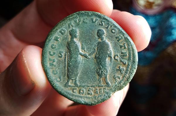 Grand bronze de Marc Aurèle 646010932