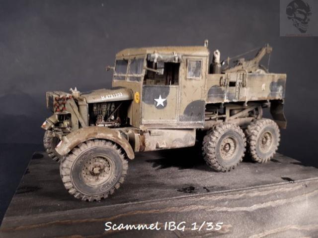 Scammell Pionner IBG 1/35 64764420170812130441