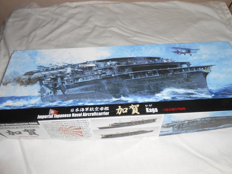 Kaga/Tenryu 1932 1/700 PE/Ponts en bois+Babioles 648419DSCN6819