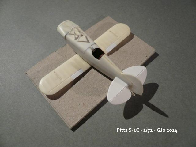Trois bricoles pour un Pitts - kit LS - 1/72 650457Pitts7212