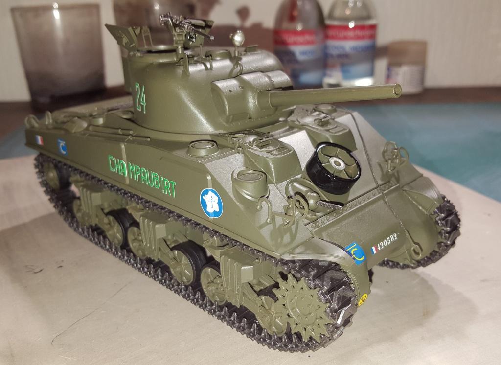 Sherman 1/35ème  Asuka models 65161120170312232925