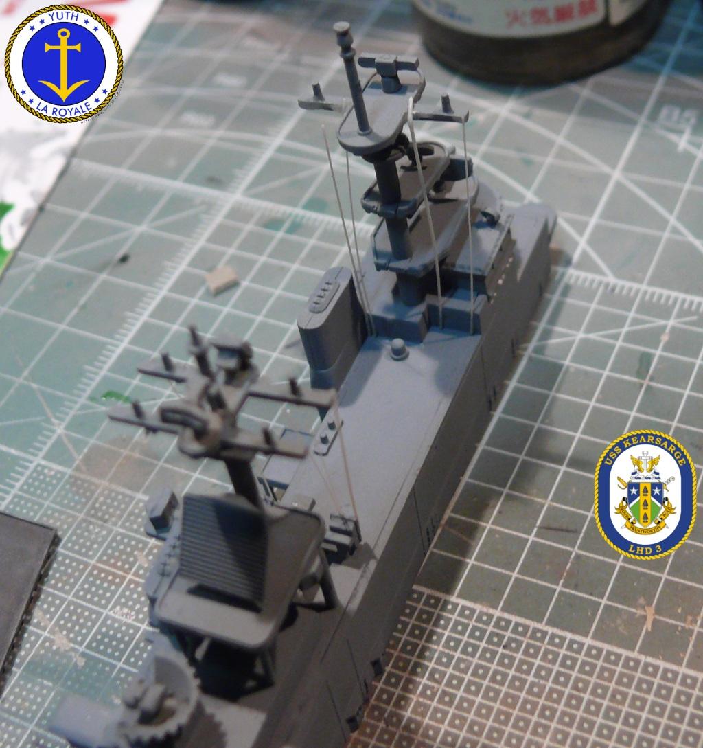 USS KEARSARGE LHD-3 1/700 REVELL 653268Kearsarge9