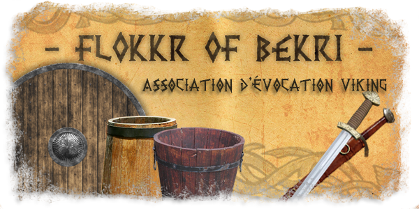 Flokkr Of Bekri - Association Viking
