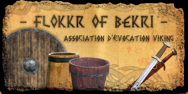 Flokkr Of Bekri - Association Viking