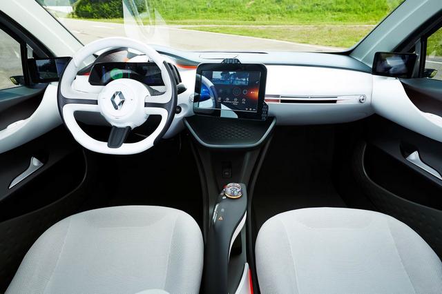 1l/100km : EOLAB, vitrine de l'innovation Renault pour l'environnement 654609EOLAB8