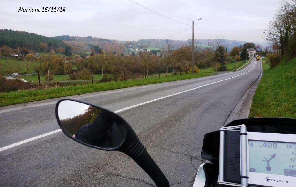 CR imagé de la balade du 16/11/14 autour de Dinant 6550049934