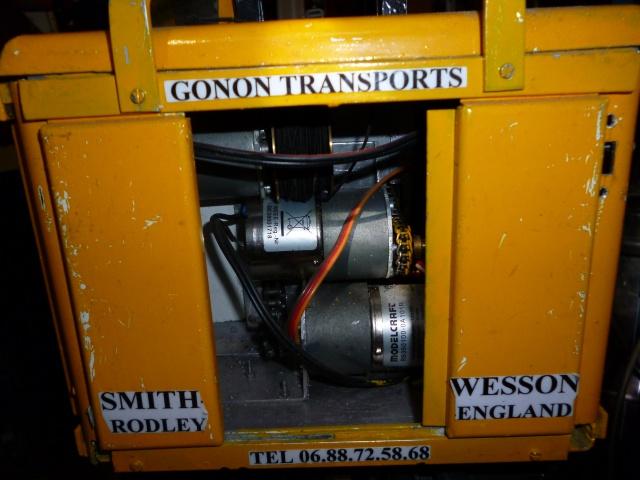 Autoportée Atkinson, camion grue à flèche treillage de dépannage époque 1940.  655868atkinsonplusChabris018