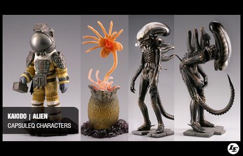 [Kaiodo] Alien - CapsuleQ Characters 656274capsuleq