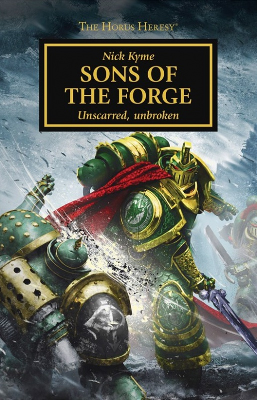 [Horus Heresy] Sons of the Forge par Nick Kyme 658942BLPROCESSEDSonsoftheForgecover