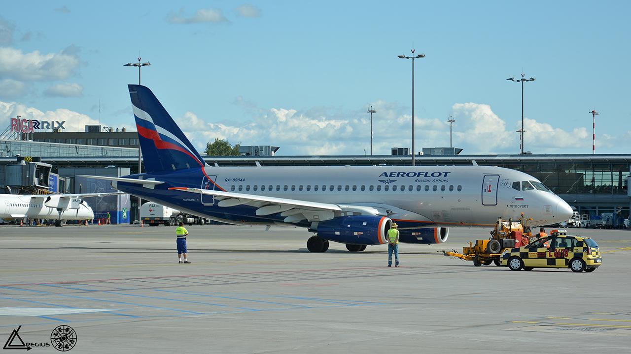Aéroport de RIGA (Lettonie) [RIX - EVRA] 6598871280UUBWMAKS201707201545080391